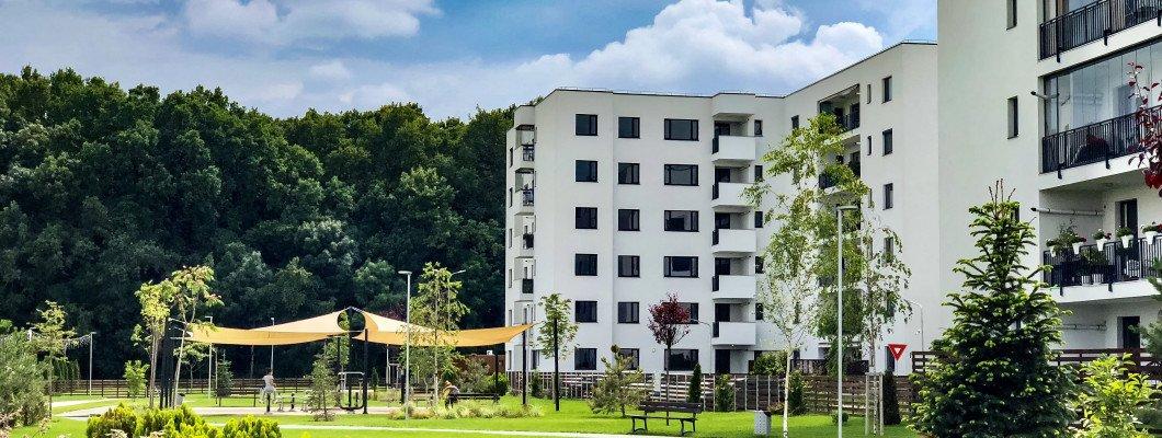 """Greenfield Residence, """"orașul"""" din mijlocul naturii"""