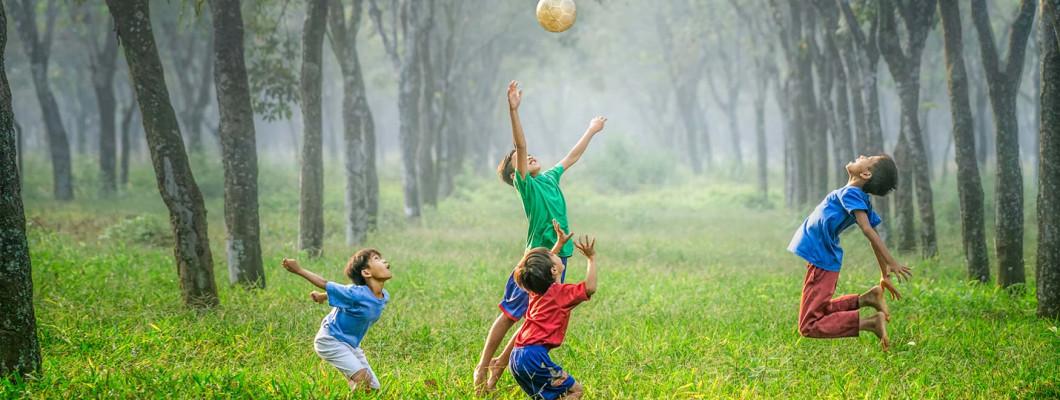 Cum ajuta natura dezvoltarea copiilor