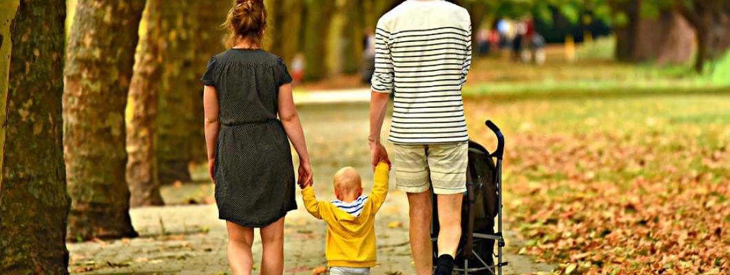 Unde și când este recomandat să îți plimbi bebelușul?