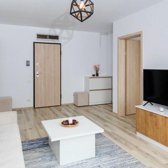 3 Camere complet mobilat și utilat