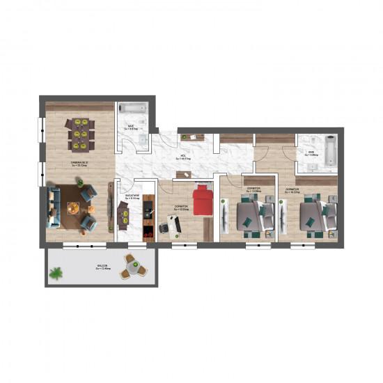 4 Camere, 155mp