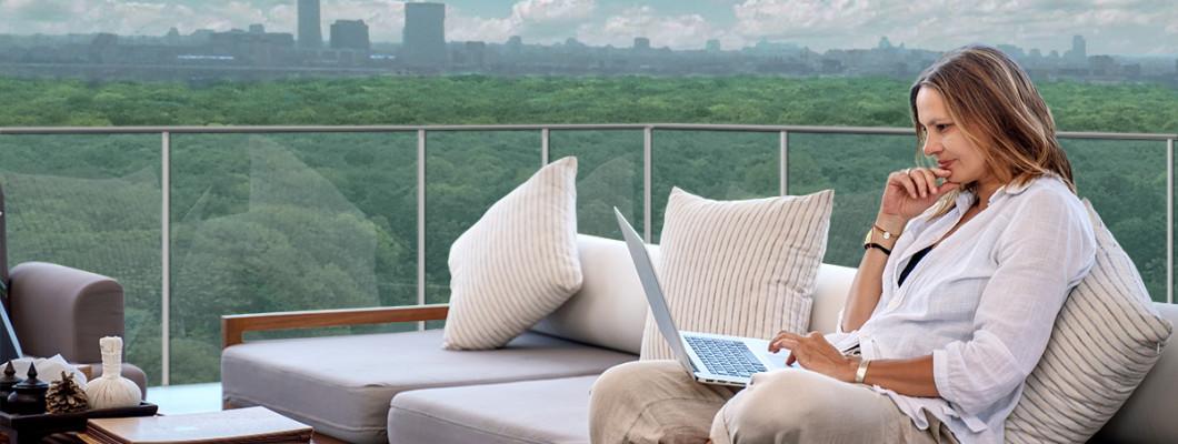 Home Wellbeing - Un nou concept de locuire pus în practică lângă Pădurea Băneasa: Panoramic Apartments