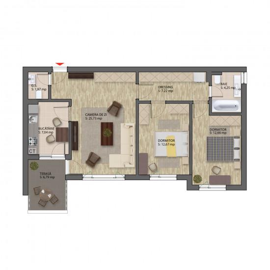 3 Camere, 94mp